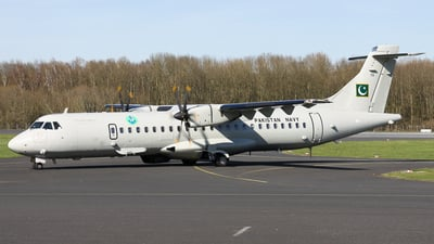 79 - ATR 72-212A(500) - Pakistan - Navy