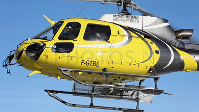 A picture of FGTBE - Airbus Helicopters H125 - [3215] - © Thierry BALZER