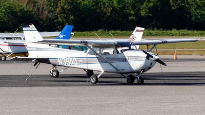 A picture of N3911Q - Cessna 172L Skyhawk - [17260011] - © Oliver Richter