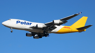 N498MC - Boeing 747-47UF(SCD) - Polar Air Cargo