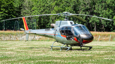 I-HELA - Airbus Helicopters H125 - Heliwest