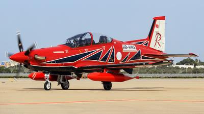 HB-HWE - Pilatus PC-21 - Pilatus Aircraft
