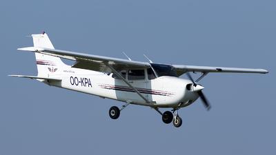 OO-KPA - Cessna 172R Skyhawk II - Kortrijk Flying Club