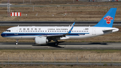 F-WWBG - Airbus A320-251N - China Southern Airlines
