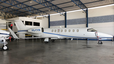 PS-FVN - Bombardier Learjet 45 - Private