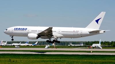 VP-BSJ - Boeing 777-21H(ER) - IrAero