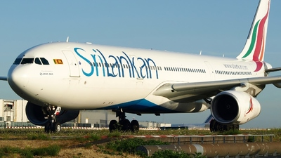4R-ALN - Airbus A330-343 - SriLankan Airlines
