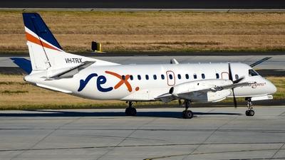 VH-TRX - Saab 340B - Regional Express (REX)