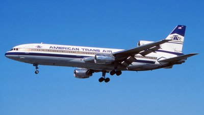 N189AT - Lockheed L-1011-50 Tristar - American Trans Air (ATA)