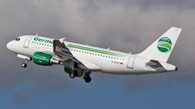 A picture of DASTZ - Airbus A319112 - [3019] - © Alex Maio