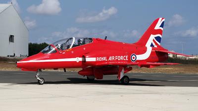 XX319 - British Aerospace Hawk T.1A - United Kingdom - Royal Air Force (RAF)