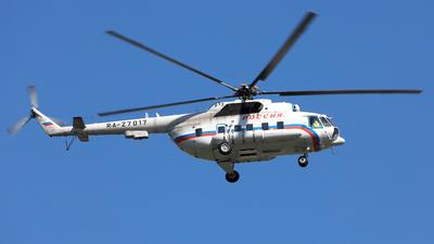 RA-27017 - Mil Mi-8MTV-1 Hip - Rossiya - Special Flight Squadron