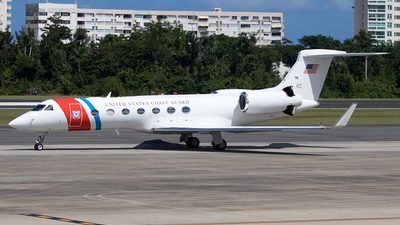 02 - Gulfstream C-37A - United States - US Coast Guard (USCG)