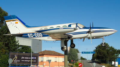 EC-CDD - Cessna 421B Golden Eagle - Private
