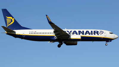 EI-EXE - Boeing 737-8AS - Ryanair
