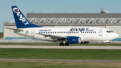 C-FDCH - Boeing 737-522 - CanJet Airlines