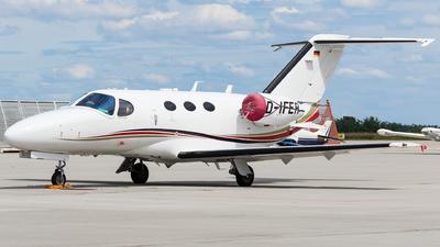 D-IFER - Cessna 510 Citation Mustang - Private