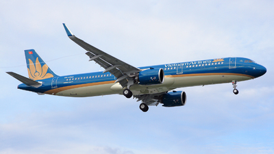 VN-A622 - Airbus A321-272N - Vietnam Airlines