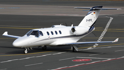 D-IEFD - Cessna Citation M2 - E-Aviation
