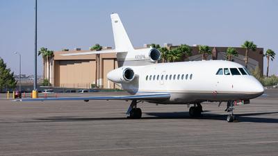 N909PM - Dassault Falcon 900B - Private