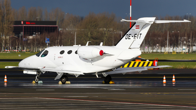 OE-FIT - Cessna 510 Citation Mustang - GlobeAir