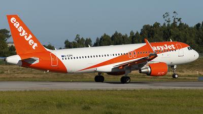 G-EZPK - Airbus A320-214 - easyJet