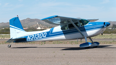 N313DQ - Cessna 180 Skywagon - Private