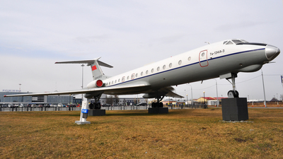 CCCP-65012 - Tupolev Tu-134A - Tyumen Airlines