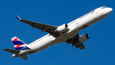 PT-XPE - Airbus A321-211 - LATAM Airlines