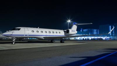 N887WT - Gulfstream G650 - Private
