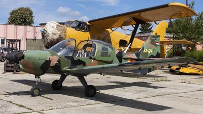 HA-TUV - Scottish Aviation Sk61 Bulldog - Avia Rent