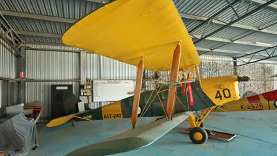 VH-DWP - De Havilland DH-82A Tiger Moth - Private