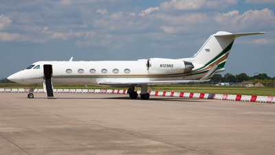 N129NS - Gulfstream G-IV - National Air Services