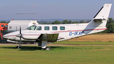 G-IKAP - Cessna T303 Crusader - Private
