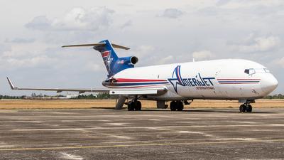 A picture of N495AJ - Boeing 727233(A)(F) - Amerijet International - © Tim-Patrick Müller
