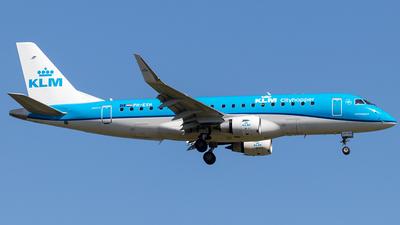 PH-EXH - Embraer 170-200STD - KLM Cityhopper