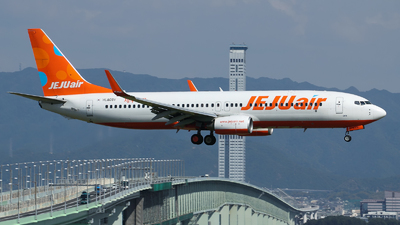 HL8061 - Boeing 737-8AS - Jeju Air