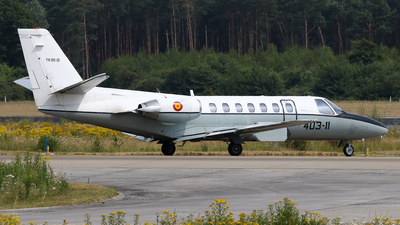 A picture of TR.2001 - Cessna 560 Citation Ultra -  - © BaszB