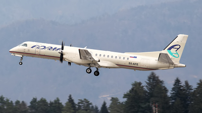 S5-AFE - Saab 2000 - Adria Airways