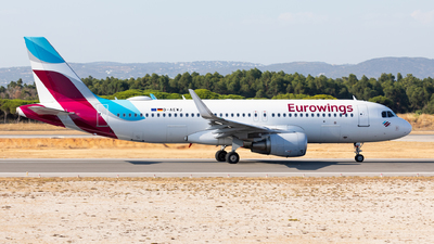 A picture of DAEWJ - Airbus A320214 - Eurowings - © Carlos Miguel Seabra