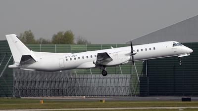 G-LGNP - Saab 2000 - Flybe (Loganair)