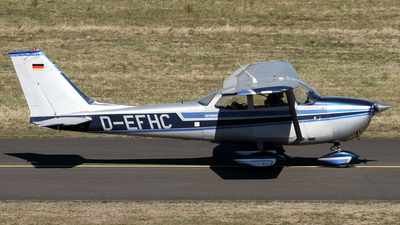 D-EFHC - Reims-Cessna F172H Skyhawk - Private
