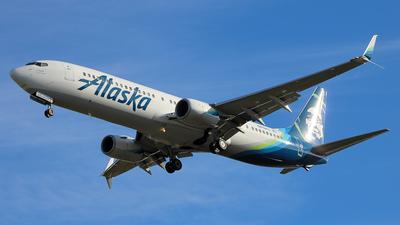N419AS - Boeing 737-990ER - Alaska Airlines