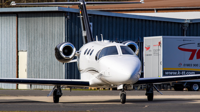 D-IVAA - Cessna 510 Citation Mustang - Private