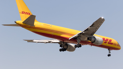 HP-1910DAE - Boeing 757-27A(PCF) - DHL Aero Expresso
