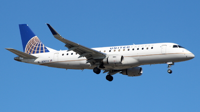 N747YX - Embraer 170-200LR - United Express (Republic Airlines)