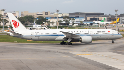 B-7879 - Boeing 787-9 Dreamliner - Air China