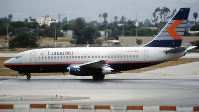 C-GJCP - Boeing 737-217(Adv) - Canadian Airlines International