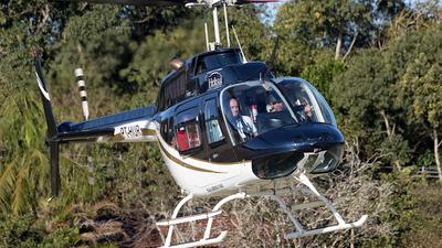 PT-HUR - Bell 206B JetRanger - Helisul Taxi Aéreo