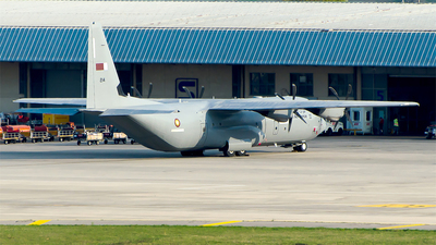 214 - Lockheed Martin C-130J-30 Hercules - Qatar - Air Force